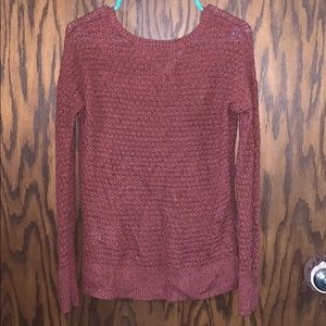 American Eagle Outfitters Sweaters - Woven Sweater